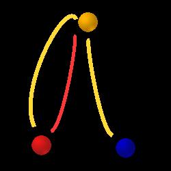 Kaskáda - tři míčky - 3.část